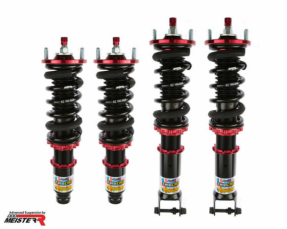 Meister R ClubRace Coilovers for Honda S2000 AP1 AP2 1999-2009