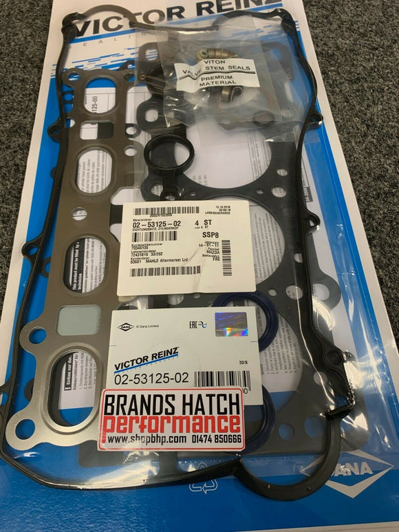 Mazda MX5 Mk1 1.8 1.8i & Eunos import Reinz Head Gasket Set - B6 Engine