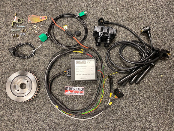 MGB BHP Ignition Only ECU Trigger Kit & Coil Pack &  Loom Kit  - Bike Carbs & DCOES