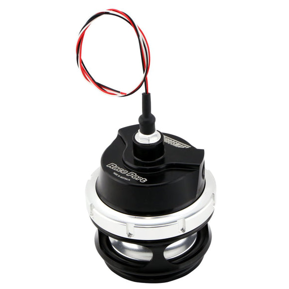 Turbosmart Gen V Race Port Blow Off Valve BOV - BLACK With Hall Effect Sensor
