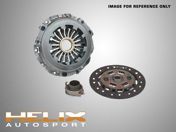 Helix Cosworth 2wd Cosworth 5 paddle Clutch Kit - Cerametallic Race / Rally Version
