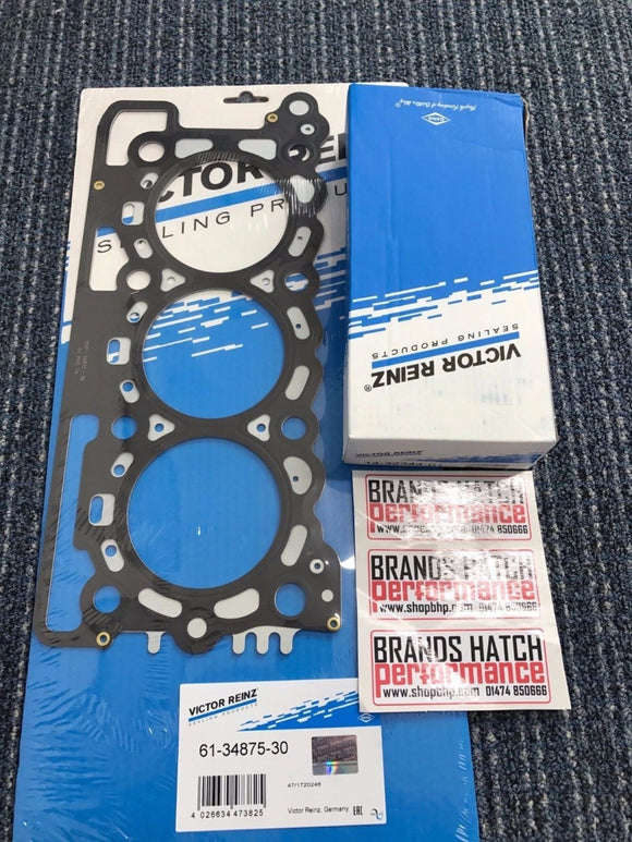 Citroen 2.7 C5 HDI C6 HDI 205 FAP Victor Reinz MLS Head Gasket & Bolts -One Side -30