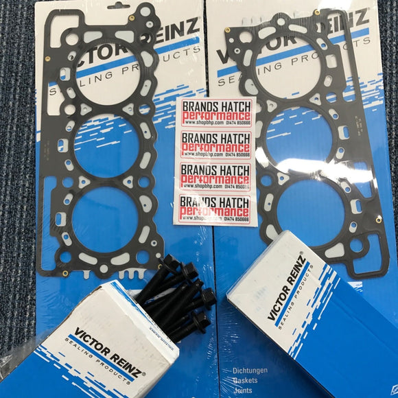 Citroen 2.7 C5 HDI C6 HDI 205 FAP Victor Reinz MLS Head Gaskets & Bolts -30