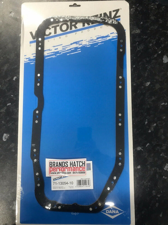 1X Vauxhall Opel C20LET Redtop red top 2.0 Reinz Oil Pan Sump Gasket