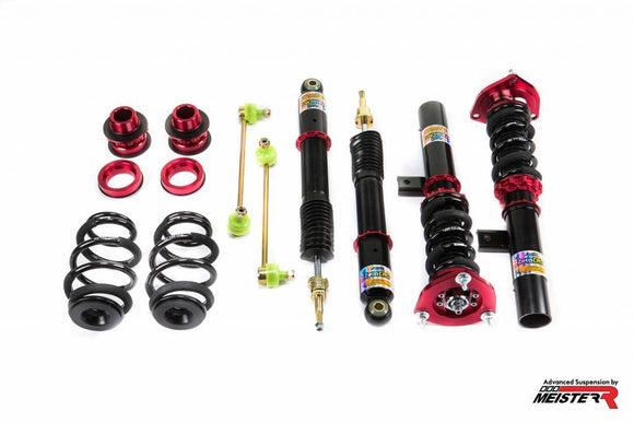 Meister R ZetaCRD Coilovers for Audi A3 MK2 8P 2003-2013