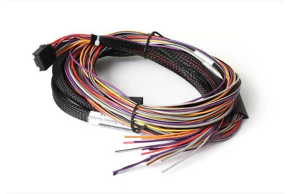 Haltech Platinum PRO and Sport GM Plug in Auxiliary I/O Loom