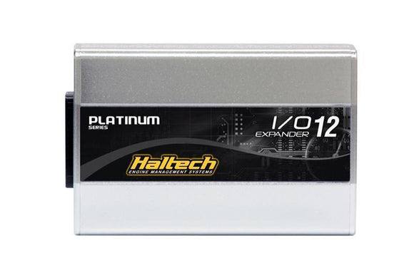 Haltech IO 12 Expander  12 Channel with Plug Pins Kit (CAN ID  Box A)