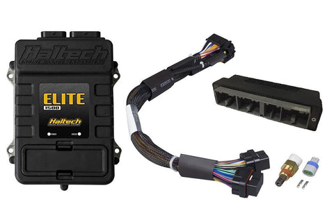 Haltech Elite 1500 + Subaru WRX MY99 00 Plug 'n' Play Adaptor Loom Kit