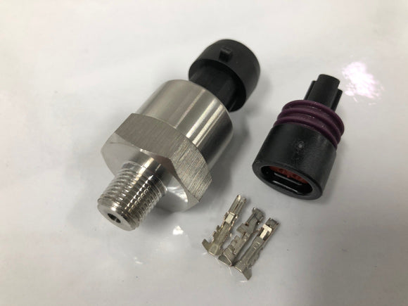 0 - 150psi high accuracy Pressure sensor with connector ideal for Link ECU MOTEC SYVECS
