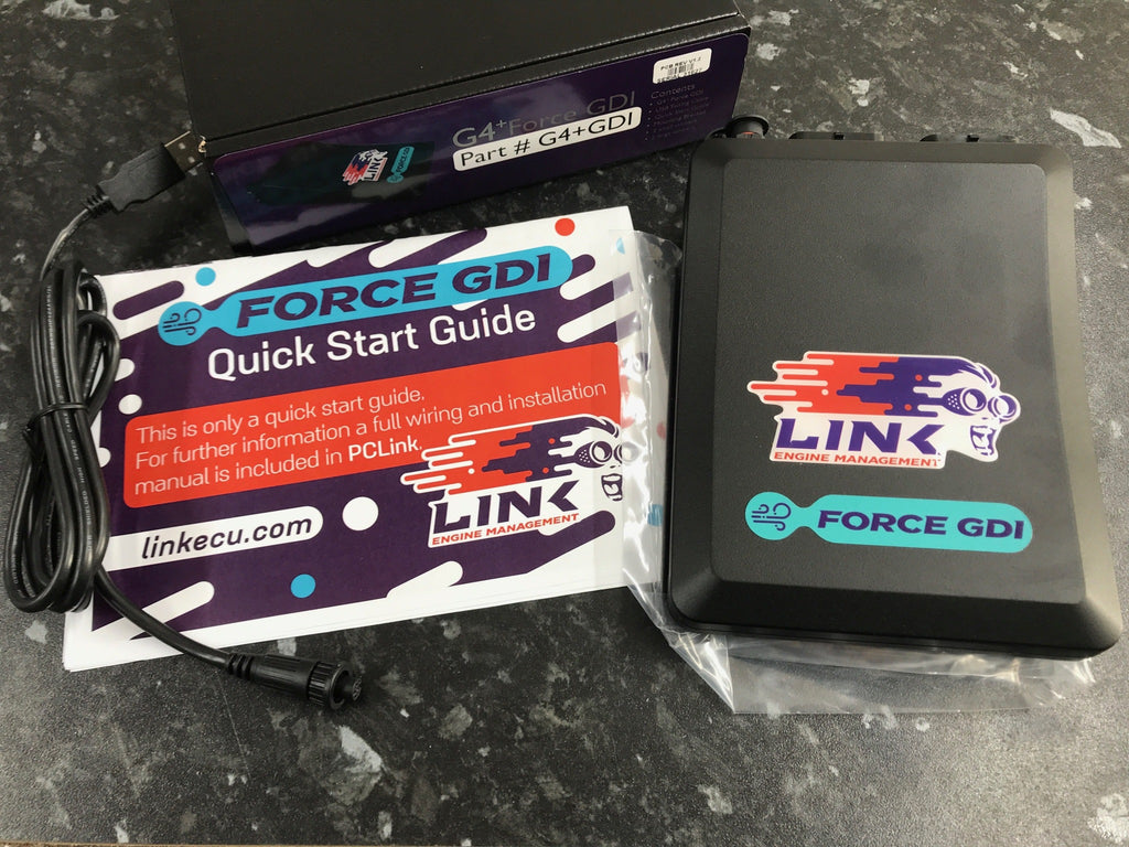 Link Engine Management - Link ECU - Link G4+  Force GDI ECU - Brands Hatch Performance