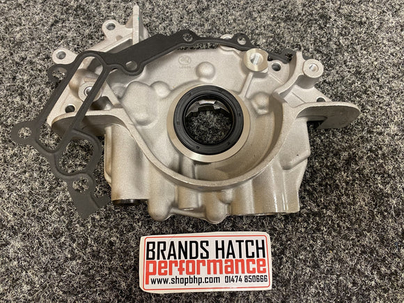 Ford Zetec 1.8 2.0 BLACKTOP ST170 FOCUS RS Uprated Oil Pump With Metal Gasket