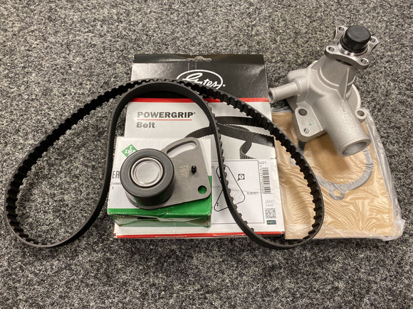 Ford Escort RS2000 Sierra Capri Cortina Transit Pinto Water Pump & Cambelt Kit