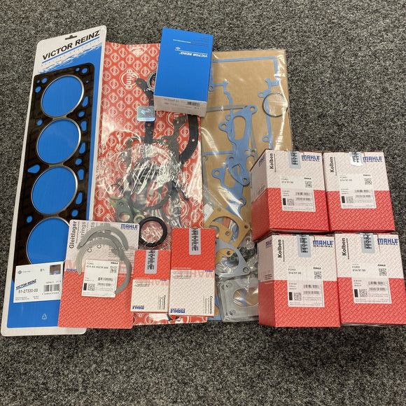 Ford Sierra Escort RS Cosworth YB WRC MLS Group A Gasket Pistons Bearing Rebuild Kit