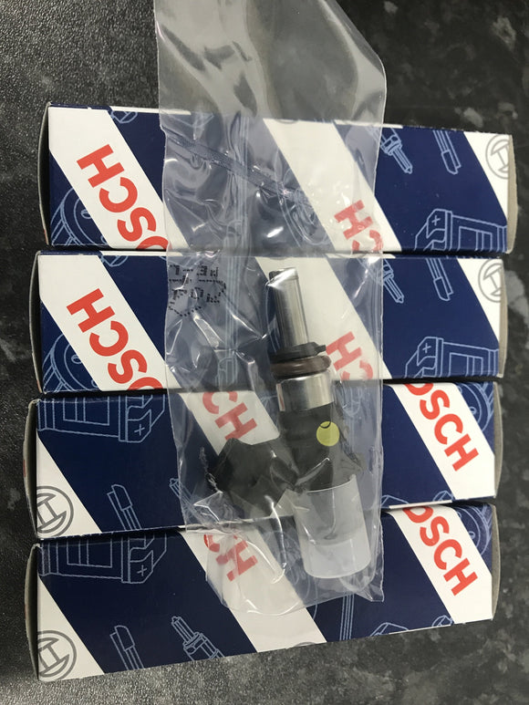 Bosch 1000cc 95lb Fuel Injectors (Uses EV1 Connectors)