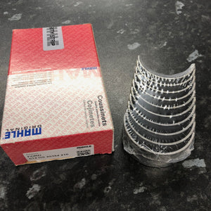 "Ford Fiesta I 1.6 XR2 Mahle 0.25 0.010"" Main Bearings"