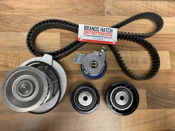 Vauxhall Astra Cavalier Calibra C20XE 176T Dayco Cam Belt + INA Tensioner + Water Pump Kit