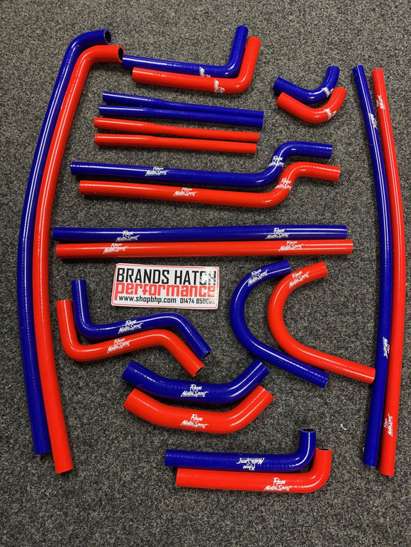 FORD Capri 2.8i Roose Motorsport Water Ancillary Hose KIT