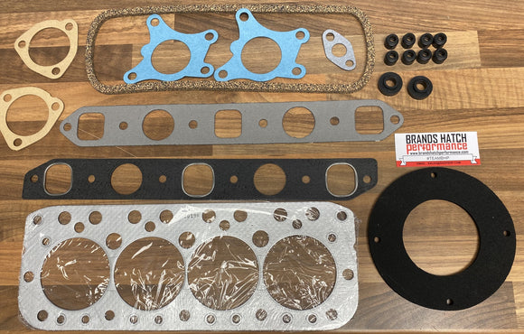 Austin Rover Classic Mini 1275cc Head Gasket Set With Valve Stem Seals 457
