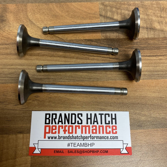 Austin Rover Classic Mini Metro 1275 A Series 29.3mm Exhaust Valves Set of Four