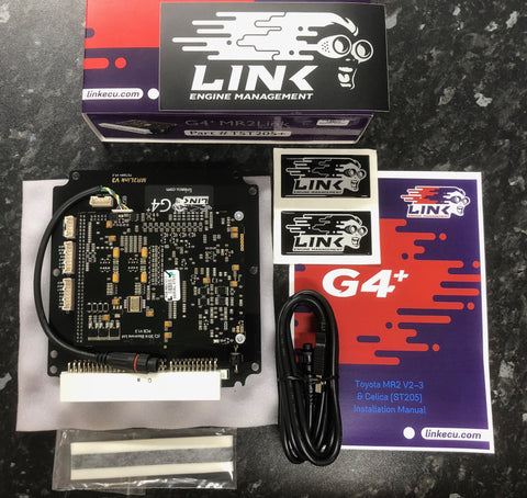 Link ECU G4+ MR2Link V3 TST205+ PlugIn ECU fits the Toyota MR2 V2-3 & Celica ST205