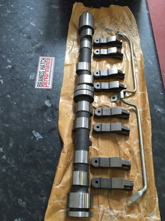 Ford Escort RS2000 / Cortina 2.0 Pinto BHP30 Fast Road Camshaft Kit  - ChillCast Blanks