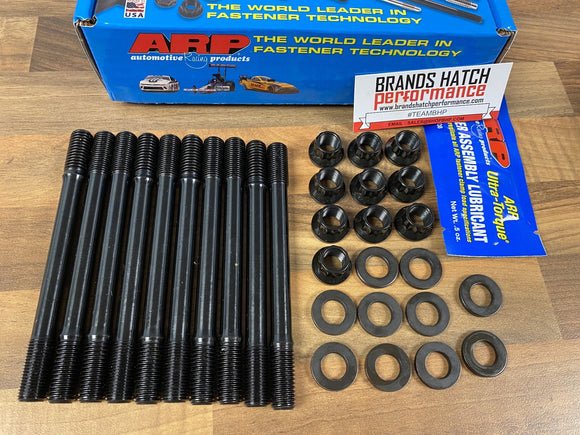 Cosworth YB ARP 2000 Head Stud - 10 Studs