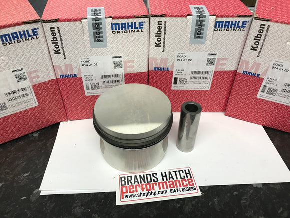 1 x FORD 2.0 OHC PINTO MAHLE PISTONS STD - High Compression 0142100