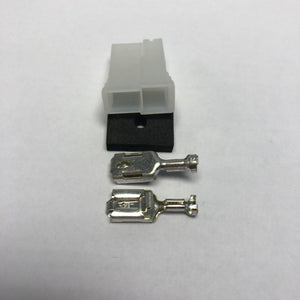 Ford Sierra Escort Cosworth AMAL Valve Boost Actuator 2 way pin plug.
