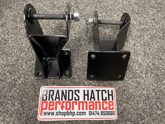 World Cup Cross Member Engines Mounts - Ford Pinto Rs2000 OHC Engine Mounts