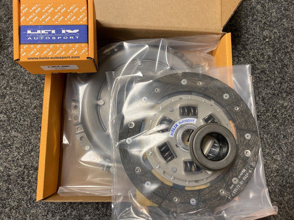 Helix RS2000 Pinto Clutch Kit - Organic Road Version
