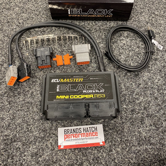 Mini R53 W11B16A EMU BLACK ECUMASTER Plugin ECU
