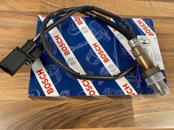 Bosch LSU 4.2 Analogue Wideband Lambda Sensor & Plug for Link ECU's - Short 50cm