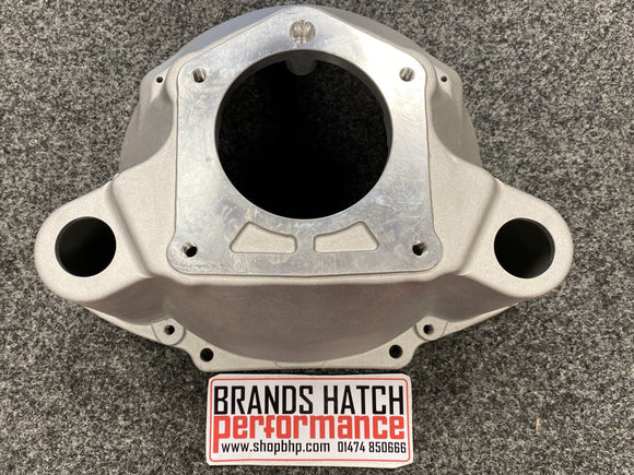 Ford RS2000 Alloy Quick Release Bell housing - Pinto OHC to Type 9 Gearbox