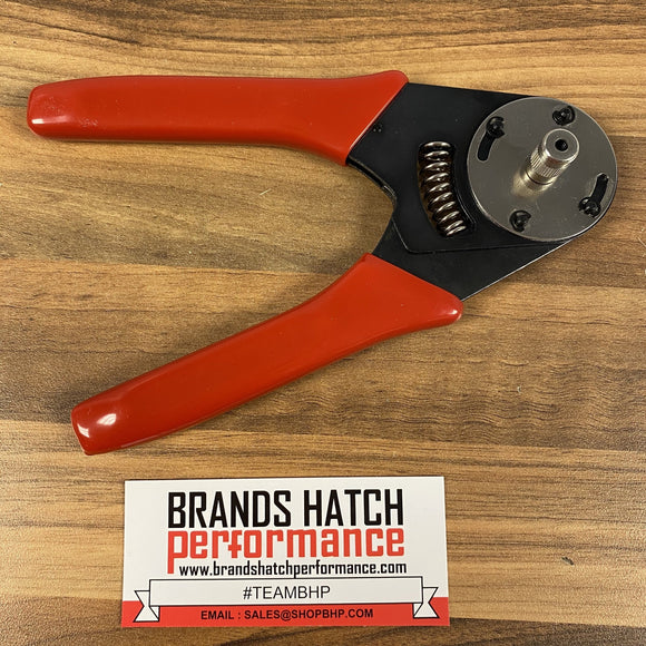 Haltech Crimping Tool Suits DT Series Solid Contacts