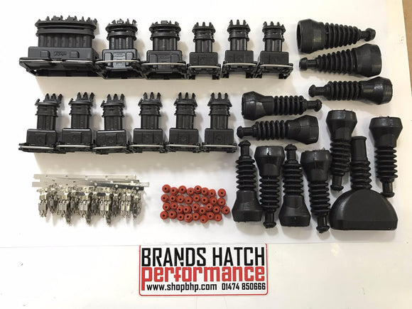 Cosworth YB Engine Loom Plug Kit