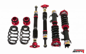 Meister R ZetaCRD Coilovers for Ford 2002-2008 Fiesta / ST150 MK6
