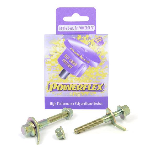 Powerflex Fiat Uno inc Turbo (1983-1995) PowerAlign Camber Bolt Kit (10mm) PFA100-10