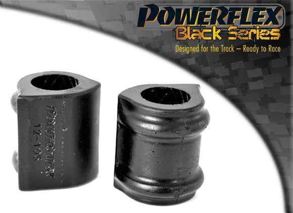Powerflex Citroen Saxo inc VTS/VTR (1996-2003) Front Anti Roll Bar Mount (Inner) 22mm PFF12-105BLK