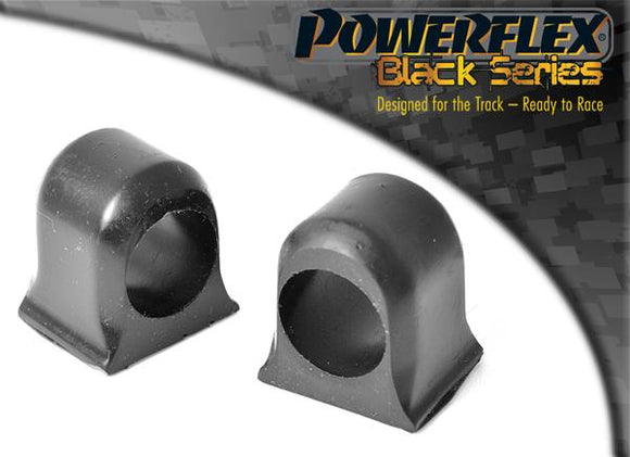 Powerflex Fiat Uno inc Turbo (1983-1995) Front Anti Roll Bar Inner Mount PFF16-105BLK