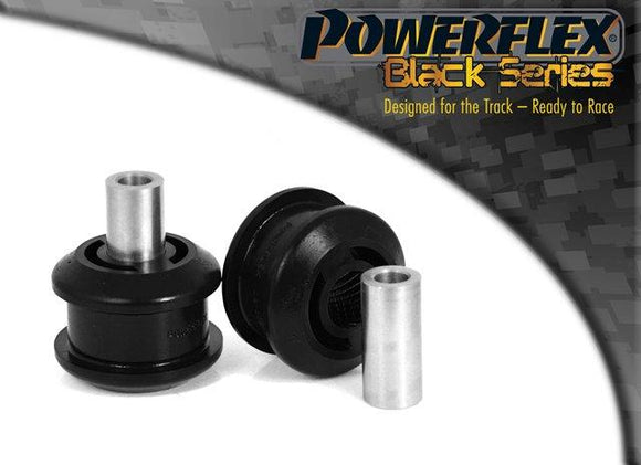 Powerflex Fiat Punto Front Arm Rear Bush PFF16-602BLK