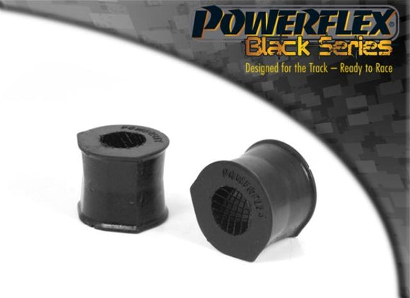 Powerflex Fiat Punto Front Anti Roll Bar To Chassis Bush 22mm PFF16-603-22BLK