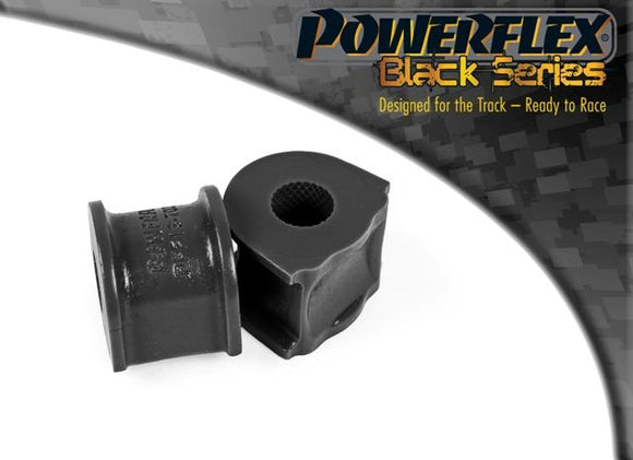 Powerflex Fiat Stilo (2001 - 2010) Front Anti Roll Bar Bush 19mm PFF16-703-19BLK