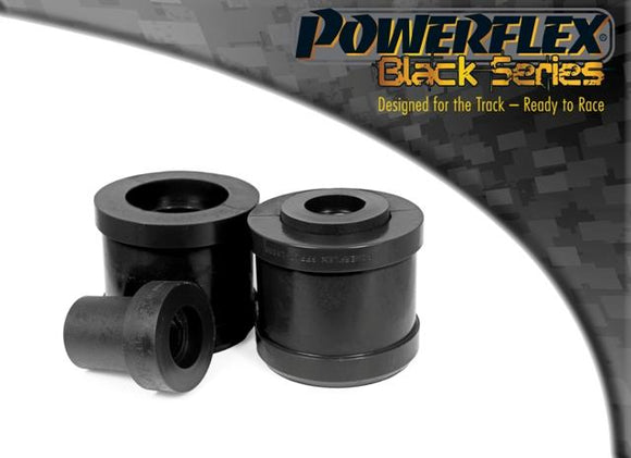 Powerflex Volvo XC70 P3 (2008 - 2016) Front Arm Rear Bush  PFF19-1902BLK