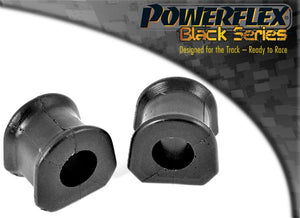 Powerflex TVR S Series Front Anti Roll Bar Mount 24mm PFF19-406-24BLK
