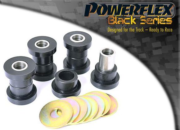 Powerflex Jaguar (Daimler) XK8, XKR - X100 (1996 - 2006) Front Upper Wishbone Bush PFF27-202BLK