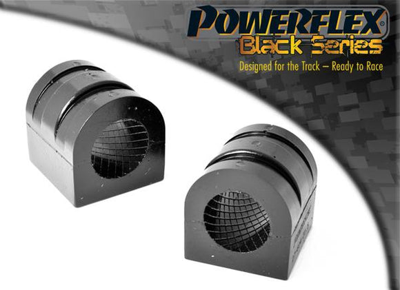 Powerflex Jaguar (Daimler) XK, XKR - X150 (2006 - 2014) Front Anti Roll Bar Bush 31.5mm PFF27-604-31.5BLK