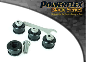 Powerflex Audi A4 / S4 B9 (2016 - ON) Front Upper Control Arm Bush - Camber Adj PFF3-1203GBLK