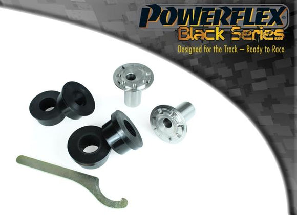 Powerflex Audi A3/S3 8L (1996-2003) Front Wishbone (Cast) Front Bush 45mm Camber Adjustable PFF3-501GBLK