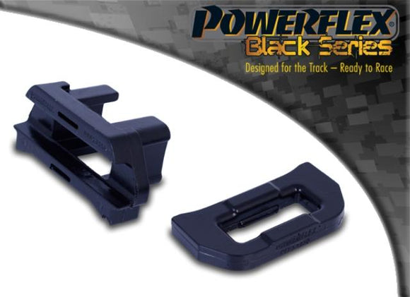 Powerflex Porsche Macan (2014 on) Transmission Mount Insert PFF3-725BLK