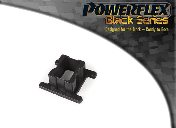 Powerflex Porsche Cayenne E3 9Y (2018 on) Transmission Mount Insert (Track) PFF3-726BLK